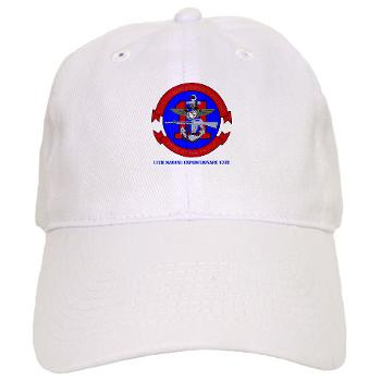 11MEU - A01 - 01 - 11th Marine Expeditionary Unit with Text Cap
