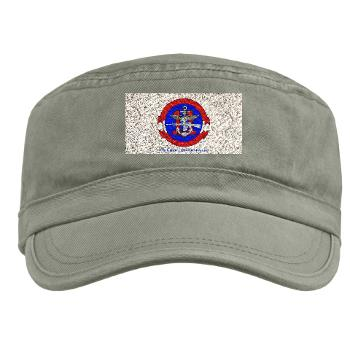 11MEU - A01 - 01 - 11th Marine Expeditionary Unit with Text Military Cap