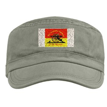 11MR - A01 - 01 - 11th Marine Regiment - Military Cap