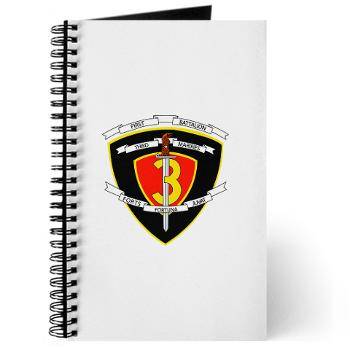 1B3M - M01 - 02 - 1st Battalion 3rd Marines Journal