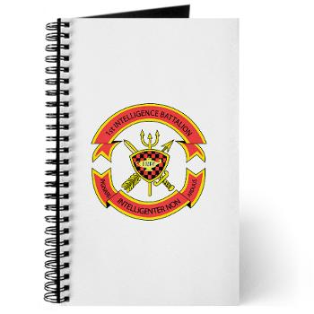 1IB - M01 - 02 - 1st Intelligence Battalion - Journal