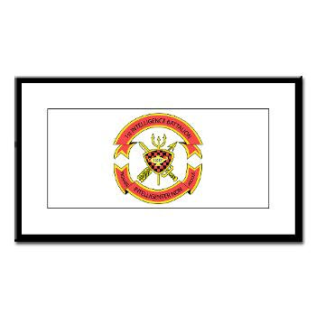 1IB - M01 - 02 - 1st Intelligence Battalion - Small Framed Print