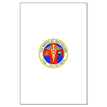 1MB - M01 - 02 - 1st Medical Battalion Large Poster
