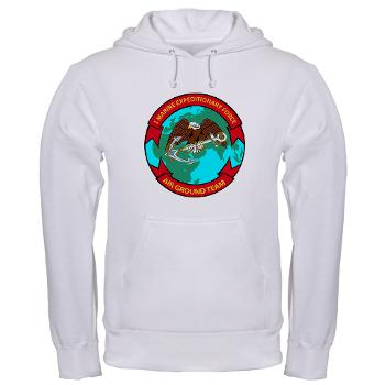 1MEF - A01 - 03 - 1st Marine Expeditionary Force - Hooded Sweatshirt