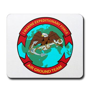 1MEF - M01 - 03 - 1st Marine Expeditionary Force - Mousepad
