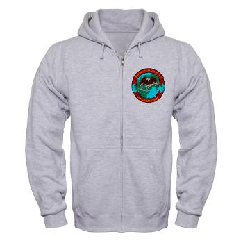 1MEF - A01 - 03 - 1st Marine Expeditionary Force - Zip Hoodie