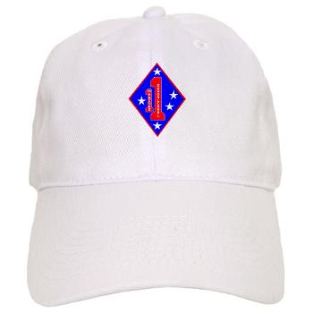 1MR - A01 - 01 - 1st Marine Regiment - Cap