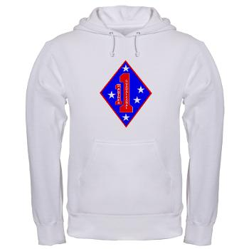 1MR - A01 - 03 - 1st Marine Regiment - Hooded Sweatshirt