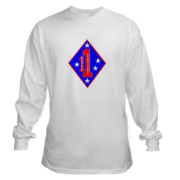 1MR - A01 - 03 - 1st Marine Regiment - Long Sleeve T-Shirt