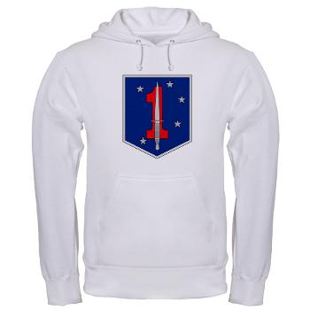 1MSOB - A01 - 03 - 1st Marine Special Operations Battalion - Hooded Sweatshirt