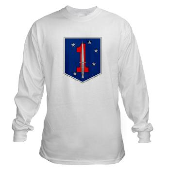 1MSOB - A01 - 03 - 1st Marine Special Operations Battalion - Long Sleeve T-Shirt