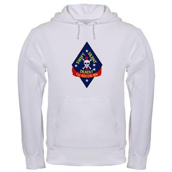 1RB - A01 - 03 - 1st Reconnaissance Battalion Hooded Sweatshirt