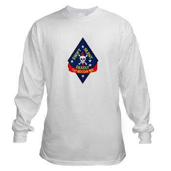 1RB - A01 - 03 - 1st Reconnaissance Battalion Long Sleeve T-Shirt