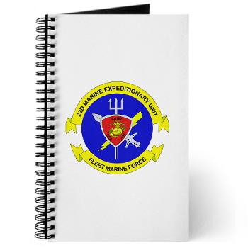 22MEU - M01 - 02 - 22nd Marine Expeditionary Unit - Journal