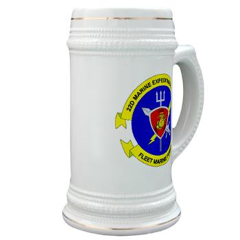 22MEU - M01 - 03 - 22nd Marine Expeditionary Unit - Stein