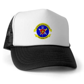 22MEU - A01 - 02 - 22nd Marine Expeditionary Unit - Trucker Hat
