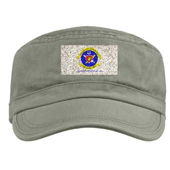 22MEU - A01 - 01 - 22nd Marine Expeditionary Unit with Text - Military Cap