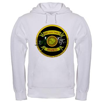 23CLC - A01 - 03 - 23rd Combat Logistics Coy - Hooded Sweatshirt