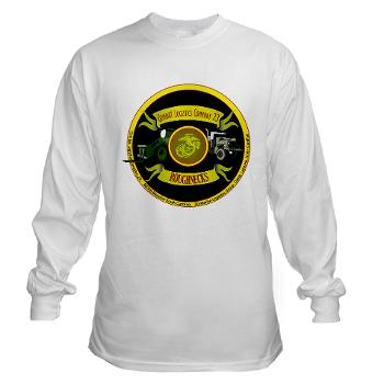 23CLC - A01 - 03 - 23rd Combat Logistics Coy - Long Sleeve T-Shirt