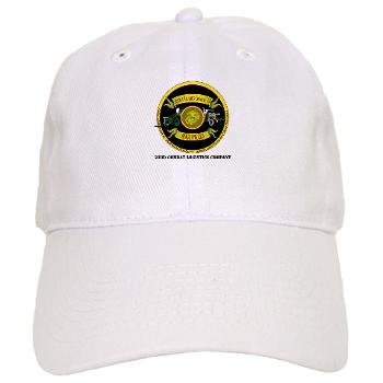 23CLC - A01 - 01 - 23rd Combat Logistics Coy with Text - Cap