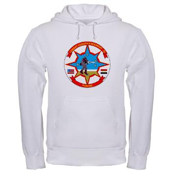25CLR - A01 - 03 - 25th Combat Logistics Regiment - Hooded Sweatshirt
