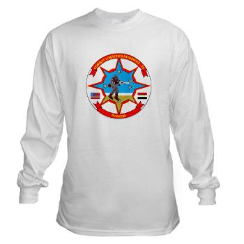 25CLR - A01 - 03 - 25th Combat Logistics Regiment - Long Sleeve T-Shirt