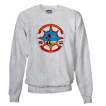 25CLR - A01 - 03 - 25th Combat Logistics Regiment - Sweatshirt