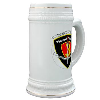 2B3M - M01 - 03 - 2nd Battalion 3rd Marines Stein