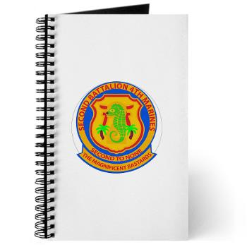 2B4M - M01 - 02 - 2nd Battalion 4th Marines - Journal