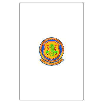 2B4M - M01 - 02 - 2nd Battalion 4th Marines - Large Poster