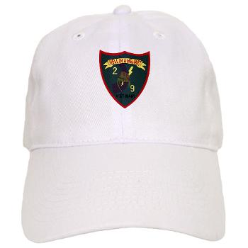 2B9M - A01 - 01 - 2nd Battalion - 9th Marines - Cap