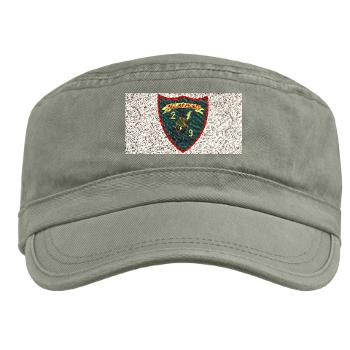 2B9M - A01 - 01 - 2nd Battalion - 9th Marines - Military Cap