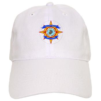 2CLR - A01 - 01 - 2nd Combat Logistics Regiment - Cap