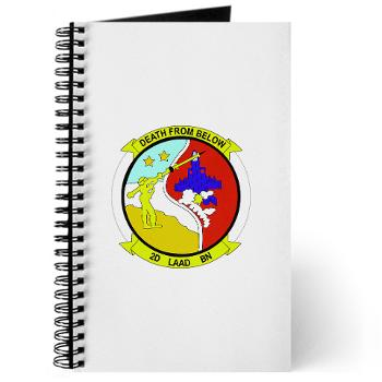 2LAADB - M01 - 02 - 2nd Low Altitude Air Defense Battalion (2nd LAAD) - Journal
