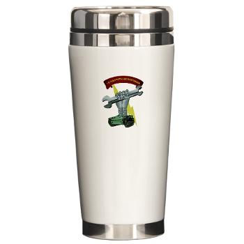2MB - M01 - 03 - 2nd Maintenance Battalion Ceramic Travel Mug