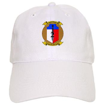 2MEB - A01 - 01 - 2nd Marine Expeditionary Brigade - Cap