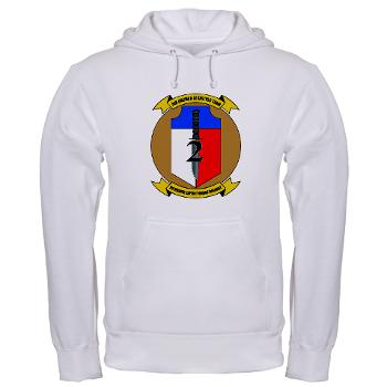 2MEB - A01 - 03 - 2nd Marine Expeditionary Brigade - Hooded Sweatshirt