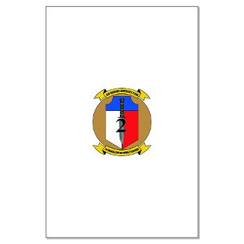 2MEB - M01 - 02 - 2nd Marine Expeditionary Brigade - Large Poster