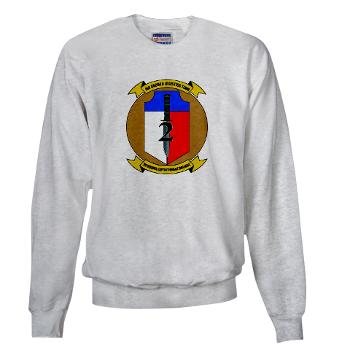 2MEB - A01 - 03 - 2nd Marine Expeditionary Brigade - Sweatshirt