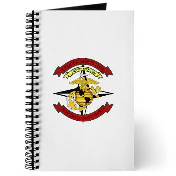 2SB - M01 - 02 - 2nd Supply Battalion - Journal