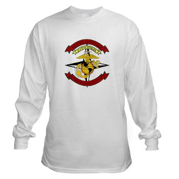 2SB - A01 - 03 - 2nd Supply Battalion - Long Sleeve T-Shirt