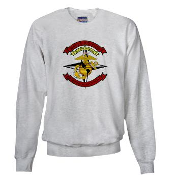 2SB - A01 - 03 - 2nd Supply Battalion - Sweatshirt