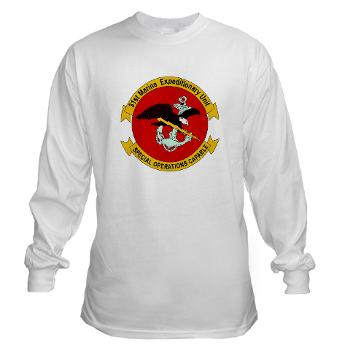 31MEU - A01 - 03 - 31st Marine Expeditionary Unit Long Sleeve T-Shirt