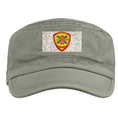 3B10M - A01 - 01 - USMC - 3rd Battalion 10th Marines - Military Cap