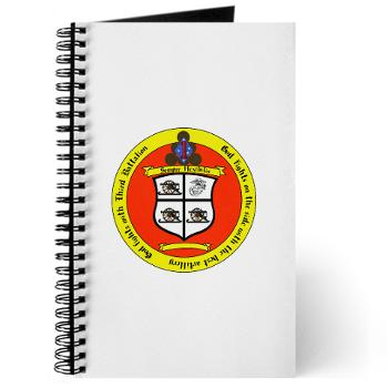 3B11M - M01 - 02 - 3rd Battalion 11th Marines Journal