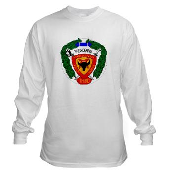 3B4M - A01 - 03 - 3rd Battalion 4th Marines - Long Sleeve T-Shirt