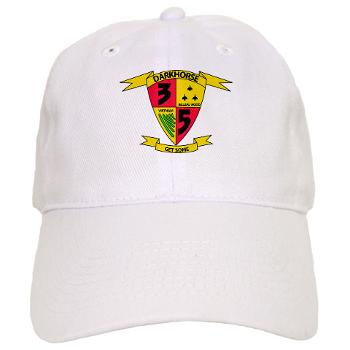 3B5M - A01 - 01 - 3rd Battalion 5th Marines - Cap