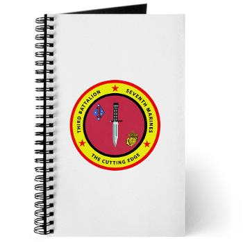 3B7M - M01 - 02 - 3rd Battalion 7th Marines Journal