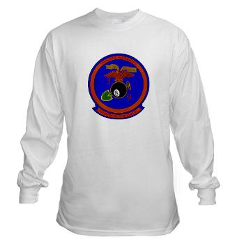 3B9M - A01 - 03 - 3rd Battalion - 9th Marines - Long Sleeve T-Shirt