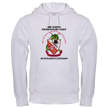 3IB - A01 - 03 - 3rd Intelligence Battalion - Hooded Sweatshirt